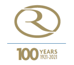 Research Capital 100th Anniversary Logo